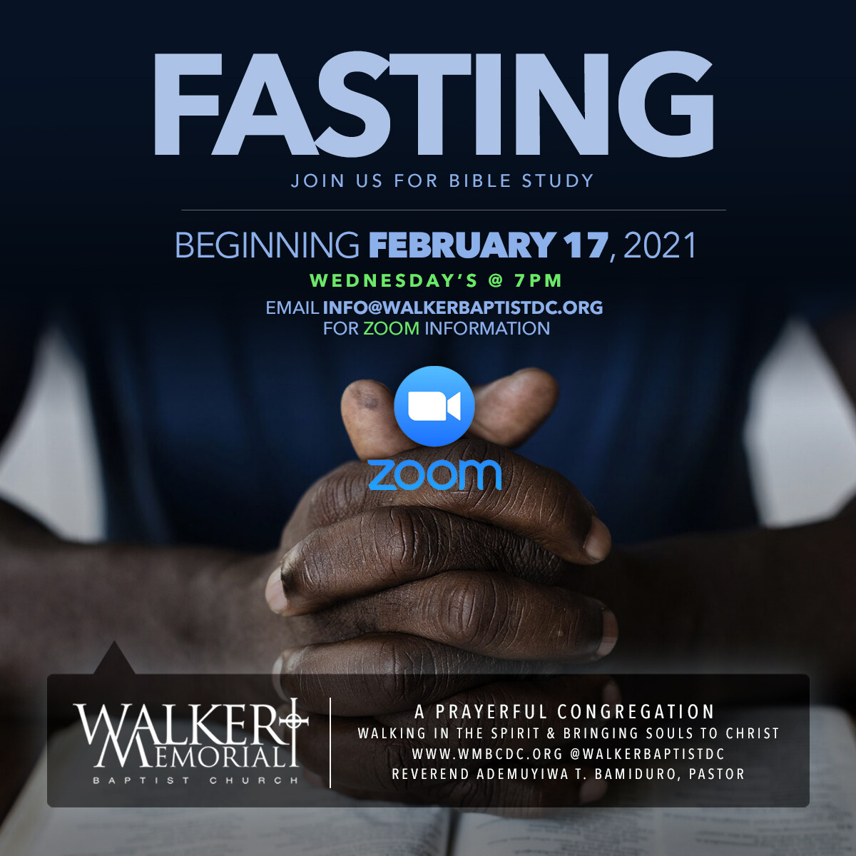 Fasting - Bible Study
