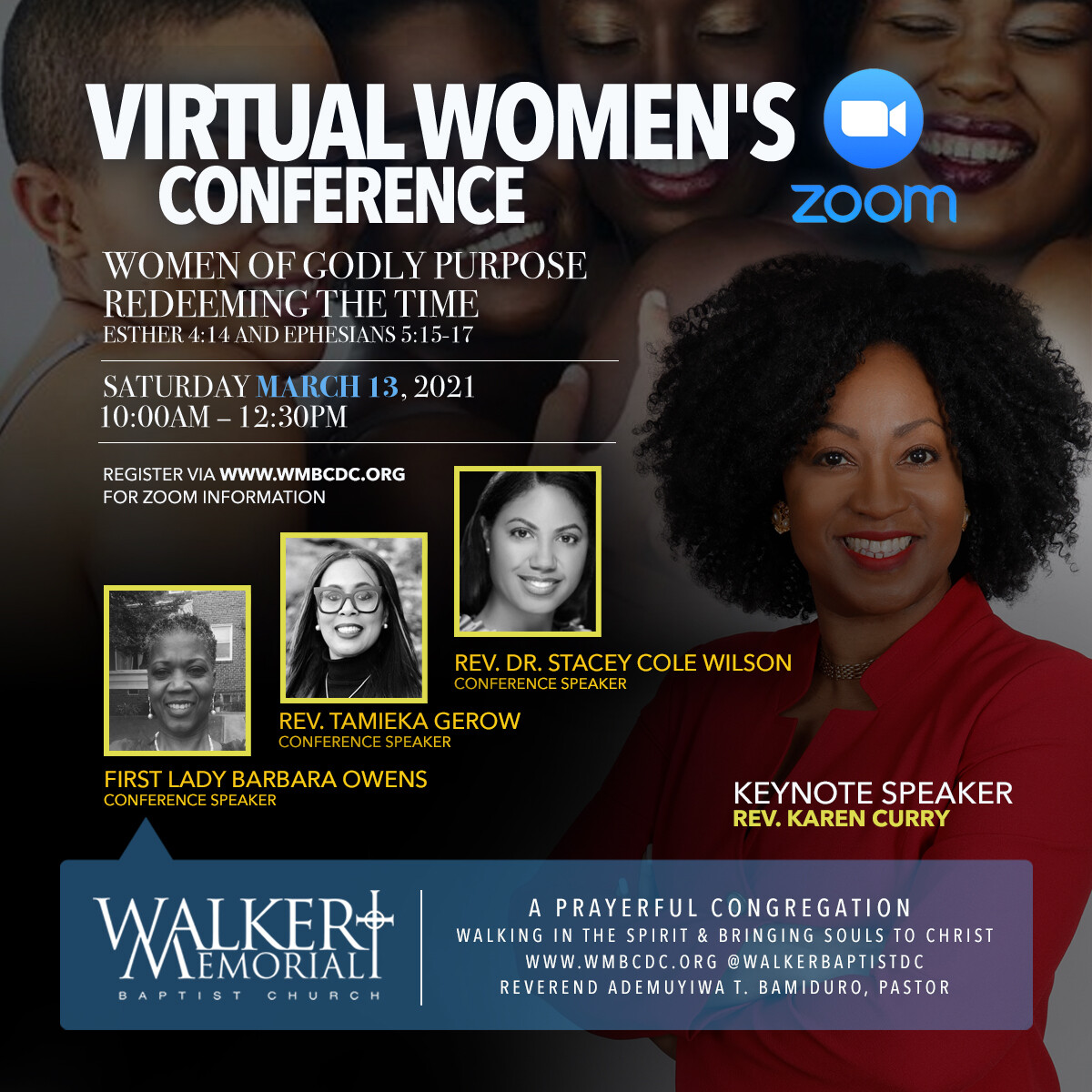 Virtual Women's Day Conference